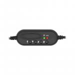 Computer-headset-Accutone-ub101-USB-Black-Volume-Control